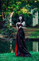 Black rose by 13-Melissa-Salvatore