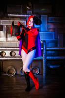 Harley Quinn (Comics) by 13-Melissa-Salvatore