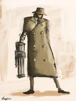 Inspektor Gadget 2 by ninjaink