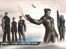 The Last Stand by ninjaink