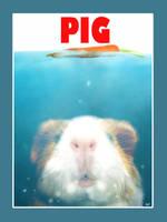 Sea Pig by ninjaink
