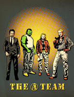 The A Team by ninjaink