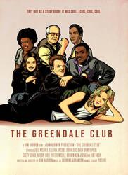 The Greendale Club by ninjaink