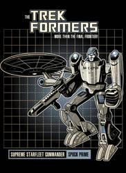 Spock Prime the Trek Former by ninjaink