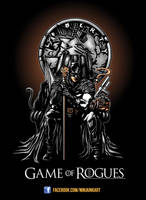 Game of Rogues by ninjaink