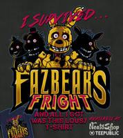 Fazbear's Fright by ninjaink