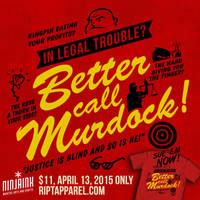 Better Call Murdock by ninjaink