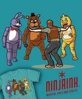 Alpha Animatronic by ninjaink