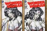 Wonder Woman Commissions by ninjaink