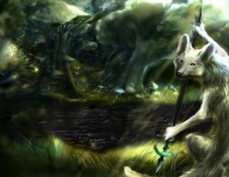 Big Forest by ShadowKiwi