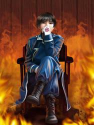 The Flame Alchemist by Ellifayne
