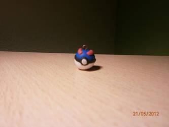 Great Ball charm by NemoXIV