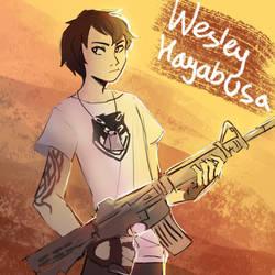 Wesley Hayabusa by WFTC141
