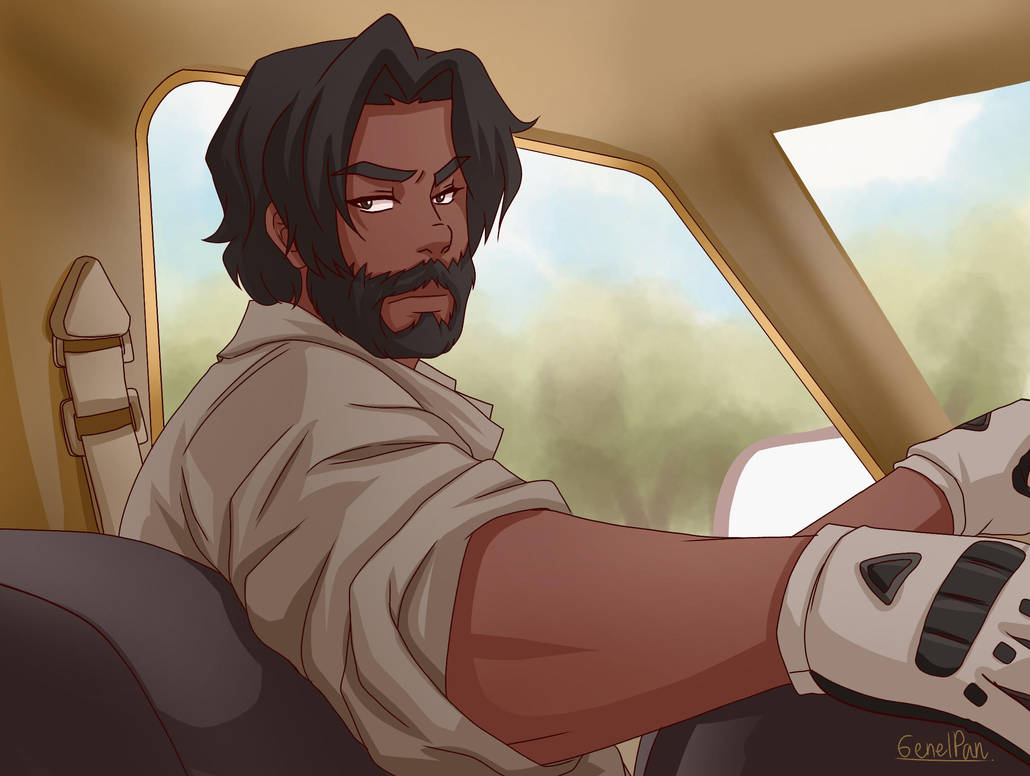 Sgt. Momoa by WFTC141