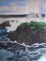 Seascape Observational by Wierdo-Neko