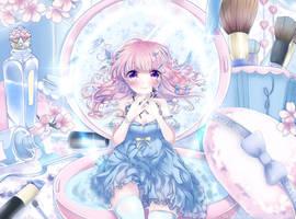 [CM] CandyDoll Beauty [w. Speedpaint] by Ayasal