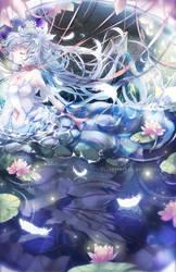 .::Swan Princess::. by Ayasal