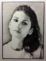 - Nina Dobrev - by X-TeO-X