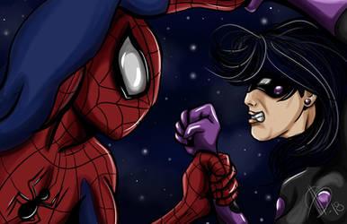 Spider-Man Commission by AlexaWayne