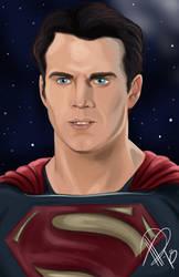 Superman by AlexaWayne