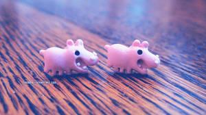 Animal Earrings by dream93