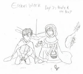 Erekuri Week Day 7 by coolman229