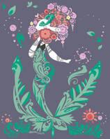 Pokedex #5:  Fairy Type by AudGreen