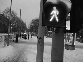 Hamburg Traffic Light 1 by sandor99