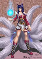 Charming Mistress by ZakuraRain
