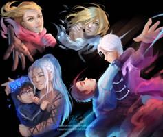 History Makers II by ZakuraRain