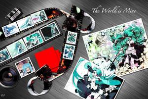 Hatsune Miku Paparazzi by Heart4Skies