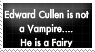 Edward Cullen Sparkles Stamp by Heart4Skies