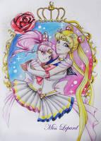 moon princess by misslepard