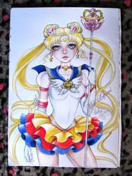 Eternal Sailor Moon by misslepard
