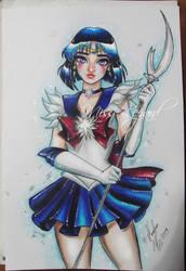 Sailor Saturn by misslepard