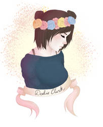Dodie Clark Redraw! by xXArtIsTheWeaponXx