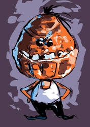 MrPumpkin by Dalurker