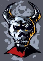 Satanus by Dalurker