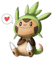 Chespin is amazing by ZeTrystan