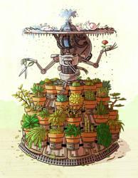 Marvellous Lady Garden by ZeTrystan