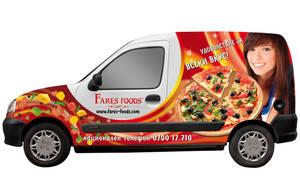 pizza transport by tachov