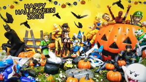Halloween 2018! by KaizerLagann1987