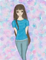 Megumi by Moon-Mascot