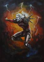 Lightning by KainTheVampireLord