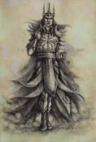 Sauron Annatar by KainTheVampireLord