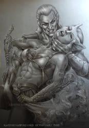 My Dark Prince by KainTheVampireLord