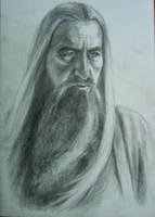 Saruman by KainTheVampireLord