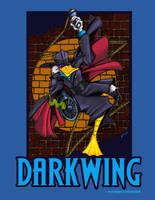 Darkwing Duck by sirhc6997