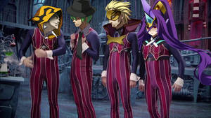 we are number one Blazblue style by craMerupt
