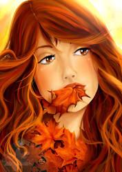 Fall /Autumn by Darkerima
